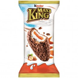 KINDER MAXI KING batonėlis...