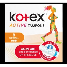 KOTEX tamponai Active...