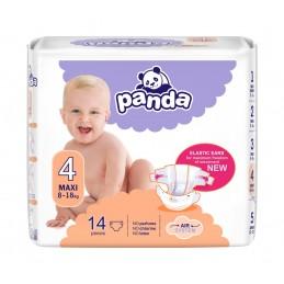 PANDA sauskelnės Maxi...
