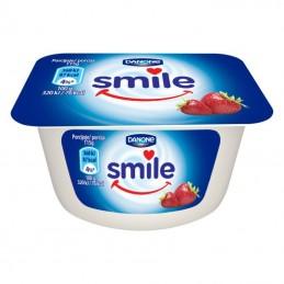 SMILE jogurtas braškių...