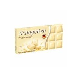 Baltas šokoladas SCHOGETTEN...