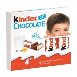 Šokoladas KINDER T4, 50g...