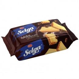 Šokoladiniai vafliai SELGA,...