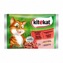 Kačių ėdalas Kitekat Mixed...