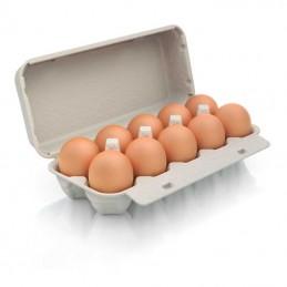 Kiaušiniai L dydis, rudi,...