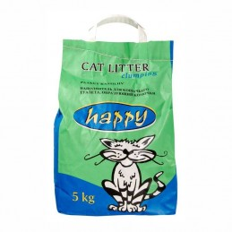 "Kačių kraikas ""Happy"" 5 kg...."