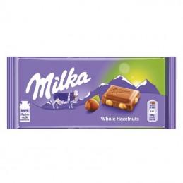 Šokoladas Milka Whole...