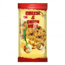 """Riešutai """"Jėga""""sūrio ir..."""