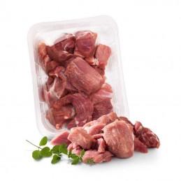 Kiaulienos mėsa troškinimui...