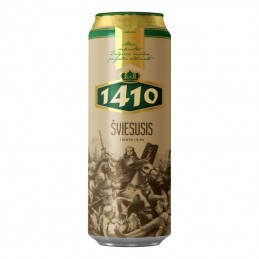 Alus 1410 šviesusis 5,3%...