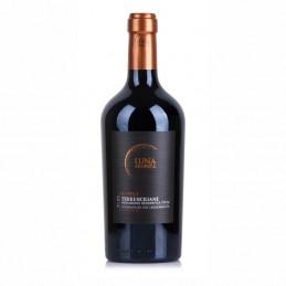 Vyn.LUNA ARGENTA ROSSO...