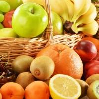 Uogos ir vaisiai