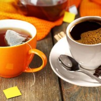 Kava, arbata, kakava