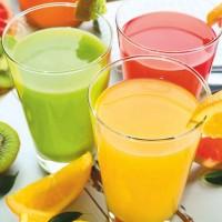 Sultys, nektarai, sulčių gėrimai